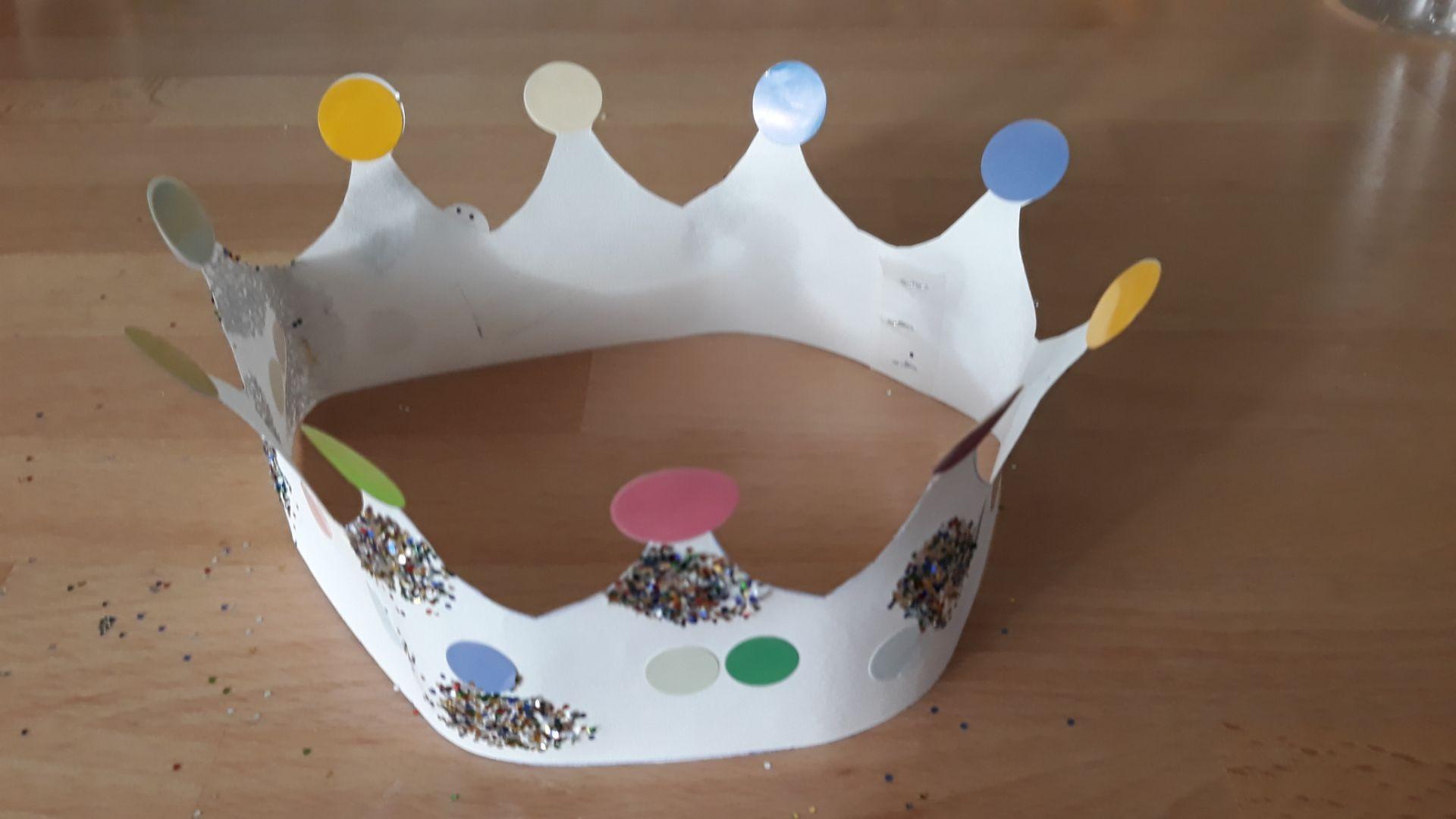 couronne pour la galette
