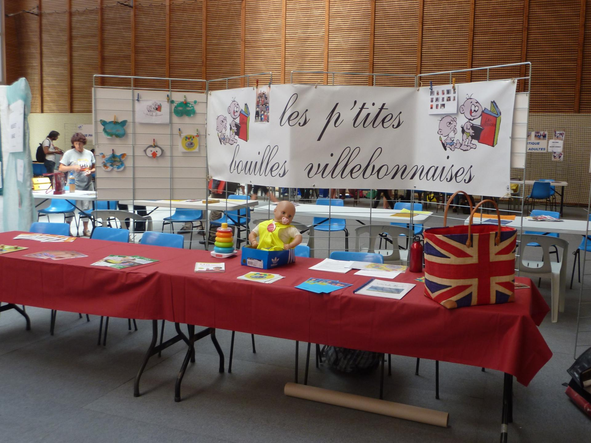 Forum des associations Villebon sur Yvette
